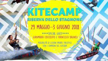 Kitecamp Sicilia 2018